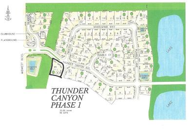 Edmond Residential Lots & Land For Sale: 2325 Twister Trail