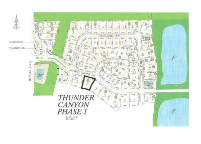 Edmond Residential Lots & Land For Sale: 7208 Thunder Canyon Avenue