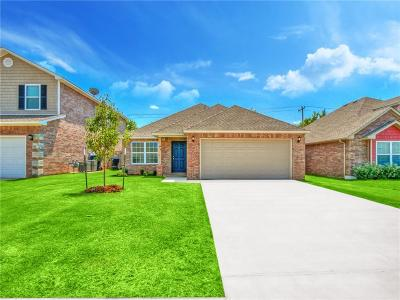 Yukon Single Family Home For Sale: 9321 NW 71st Street