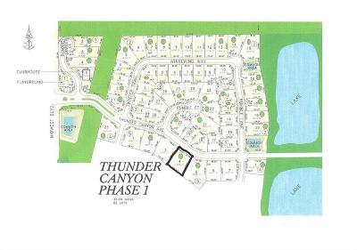 Edmond Residential Lots & Land For Sale: 7308 Thunder Canyon Avenue