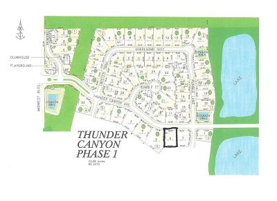 Edmond Residential Lots & Land For Sale: 7324 Thunder Canyon Avenue