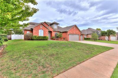 Edmond Single Family Home For Sale: 2833 Stafford
