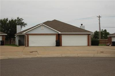 Moore Rental For Rent: 3505 Brittany Court #3505