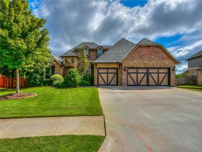 Edmond Single Family Home For Sale: 1409 Narrows Bridge