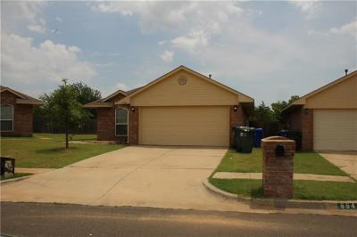 Norman Rental For Rent: 850 Beaumont Square