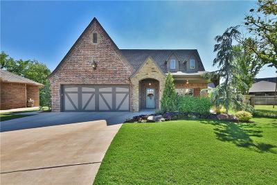 Edmond Single Family Home For Sale: 2409 Nay
