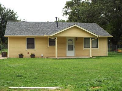 Tuttle Single Family Home For Sale: 602 W Pine