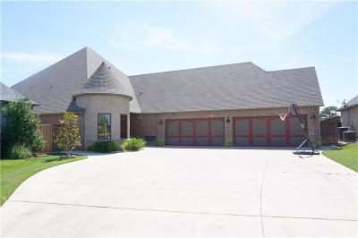 Edmond Single Family Home For Sale: 16825 Little Leaf Lane
