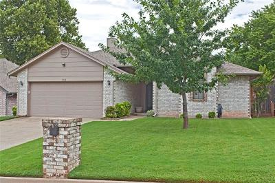 Edmond Single Family Home For Sale: 533 NW 170th Street