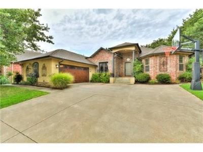 Edmond Single Family Home For Sale: 3049 Garden Vista