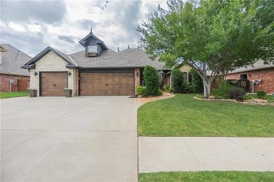 Oklahoma City Single Family Home For Sale: 1508 SW 131st Street