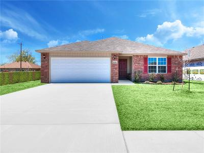 Oklahoma City Single Family Home For Sale: 3509 SE 94th Street