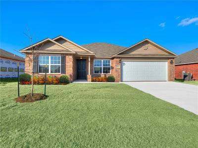 Oklahoma City Single Family Home For Sale: 3521 SE 94th Street