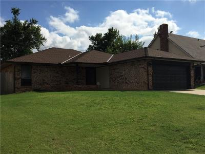 Yukon Single Family Home For Sale: 372 Chickasaw Lane