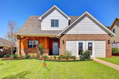 Edmond Single Family Home For Sale: 17925 Chisholm Creek Farm Lane