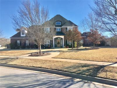 Norman Single Family Home For Sale: 600 Chillmark