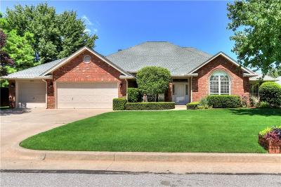 Oklahoma City Single Family Home For Sale: 6517 NW 113th Street