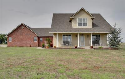 Tuttle Single Family Home For Sale: 1718 County Road 1260