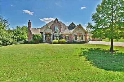 Edmond Single Family Home For Sale: 2750 E Coffee Creek Road