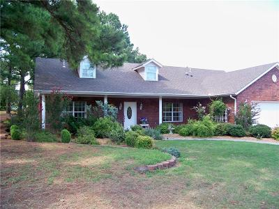 Norman Single Family Home For Sale: 10903 N Timberline Drive