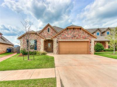 Edmond Single Family Home For Sale: 3349 NW 177th Court
