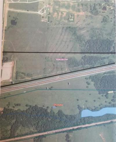 Chandler Residential Lots & Land For Sale: S 3450 Road