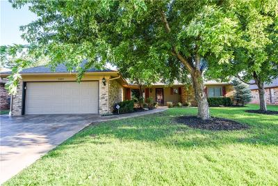 Edmond Single Family Home For Sale: 1108 NW 140th Street