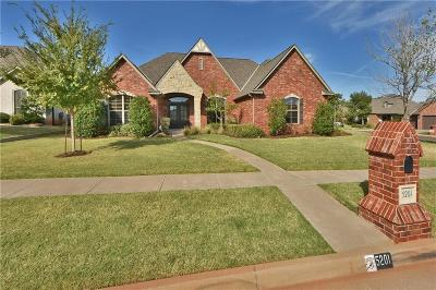 Oklahoma City Single Family Home For Sale: 5201 NW 120th Street