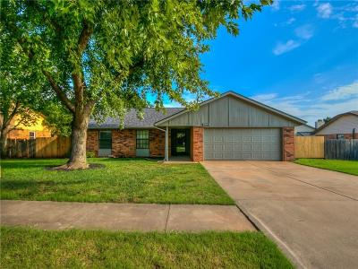 Edmond Single Family Home For Sale: 2005 Rushing Springs Trail