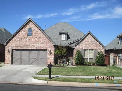 Edmond Single Family Home For Sale: 3525 Old Georgetowne