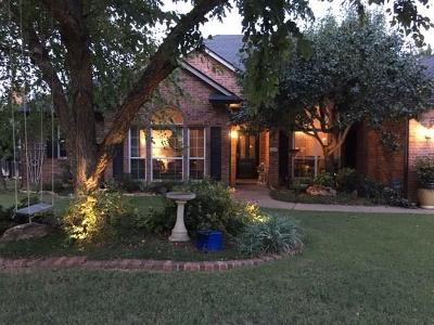 Edmond Single Family Home For Sale: 2524 Redvine Road