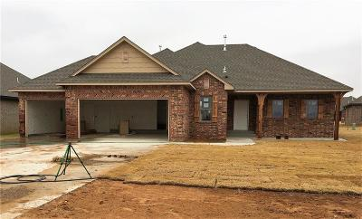 Harrah Single Family Home For Sale: 20582 Legacy Crossing