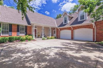 Edmond Single Family Home For Sale: 1009 Olde Waterfront