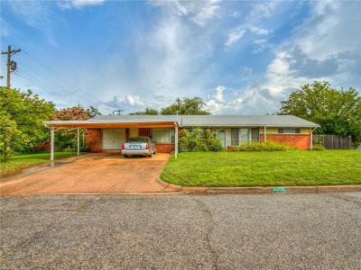 Oklahoma City Single Family Home For Sale: 6200 Norman