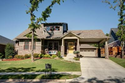 Edmond Single Family Home For Sale: 1533 Town Square Park