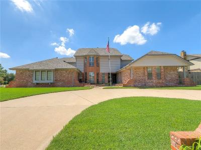 Oklahoma City Single Family Home For Sale: 6900 Briarcreek