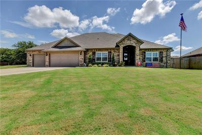 Edmond Single Family Home For Sale: 1270 Ashley Circle