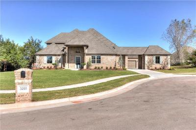 Edmond Single Family Home For Sale: 3201 Basanova Drive