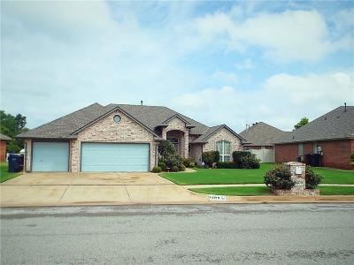 Oklahoma City Single Family Home For Sale: 5409 Holly Brooke Lane