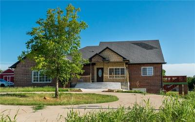 Blanchard OK Single Family Home For Sale: $379,900