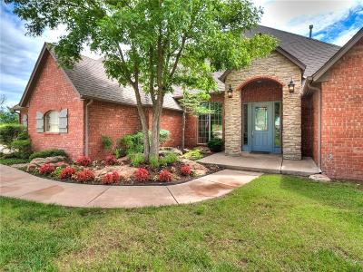 Mustang Single Family Home For Sale: 1443 E Red River Terrace