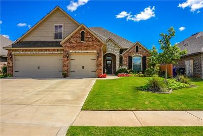 Norman Single Family Home For Sale: 1400 Reid Pryor