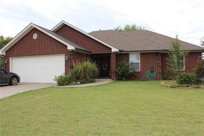 Elk City Single Family Home For Sale: 214 Cypress