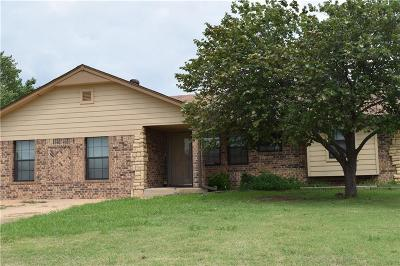 Moore Single Family Home For Sale: 1012 Eagle Drive
