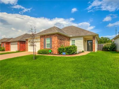 Oklahoma City Single Family Home For Sale: 6716 Eagles Landing
