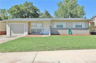Oklahoma City Single Family Home For Sale: 4133 NW 28th Street