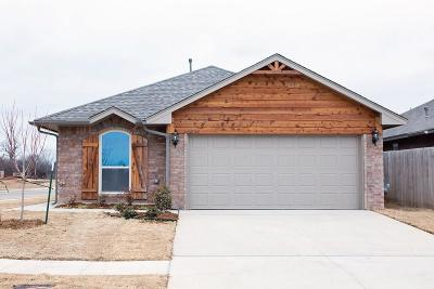 Oklahoma City Single Family Home For Sale: 5815 Marblewood Drive