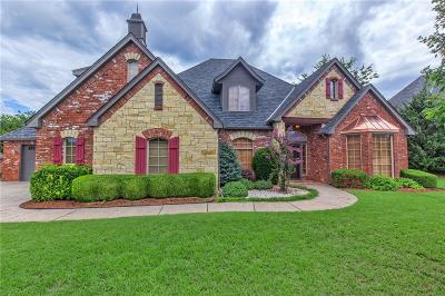 Edmond Single Family Home For Sale: 4116 Ruffin Circle