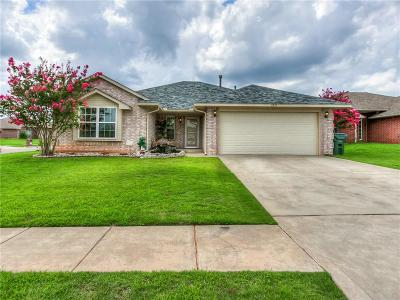 Midwest City OK Single Family Home For Sale: $158,000