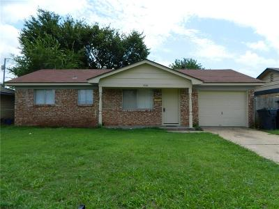 Oklahoma City Single Family Home For Sale: 1328 SW 62nd Street